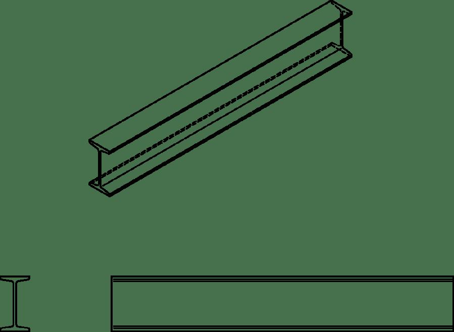 Quel est le prix d'une poutre IPN?