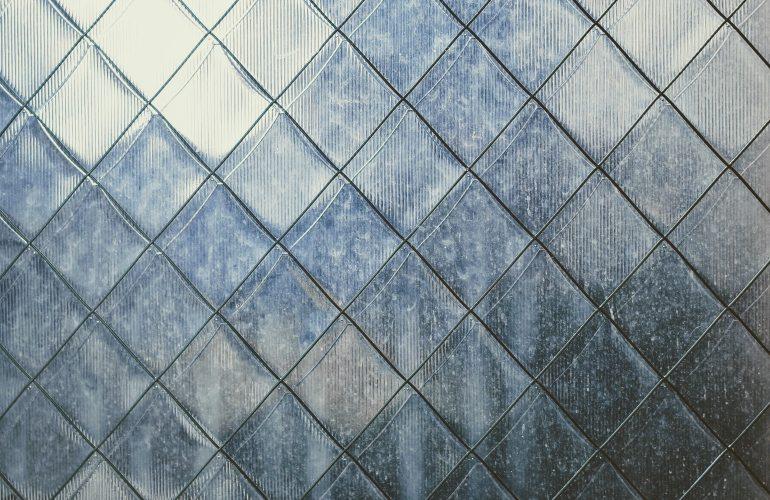 mur en carrelage