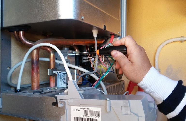 réparation chaudière électrique
