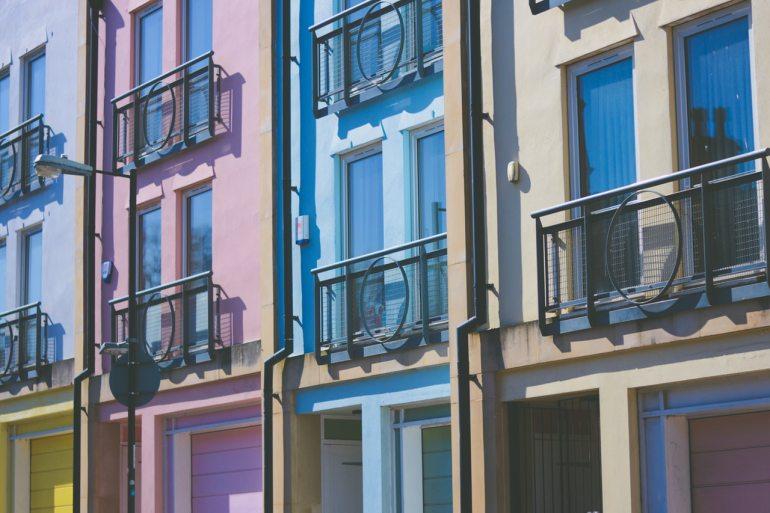 facade flat