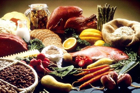 nourriture avec courge
