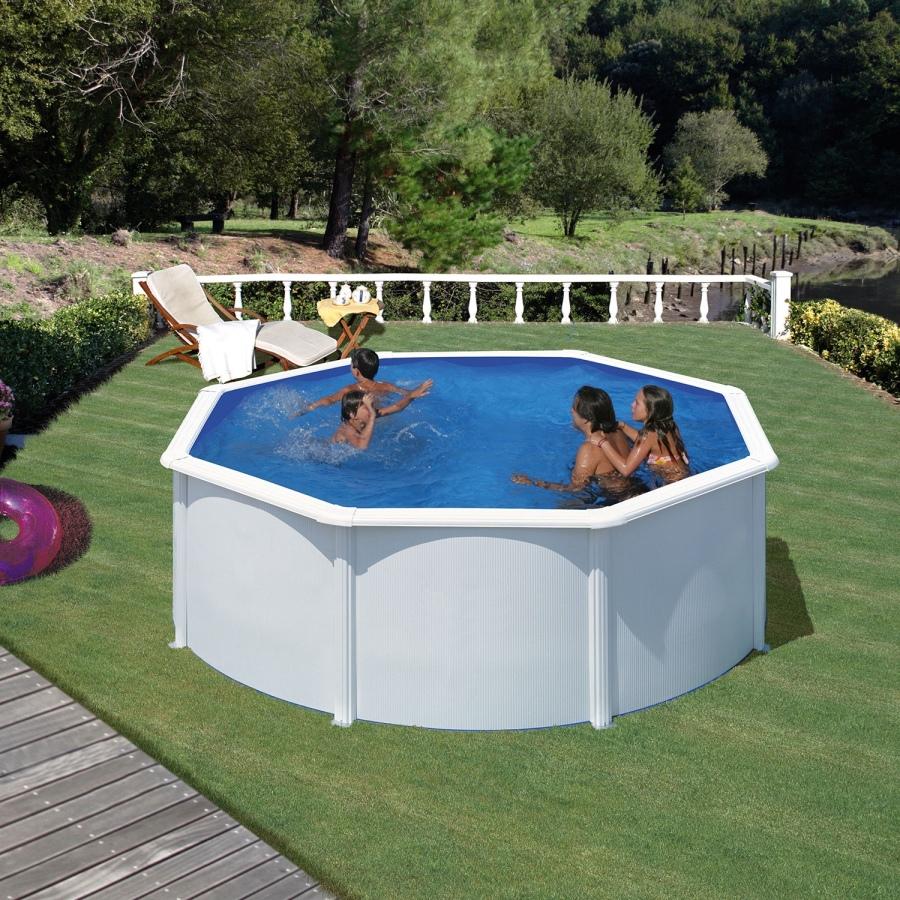 comment installer une piscine hors sol dans votre jardin le blog maison. Black Bedroom Furniture Sets. Home Design Ideas