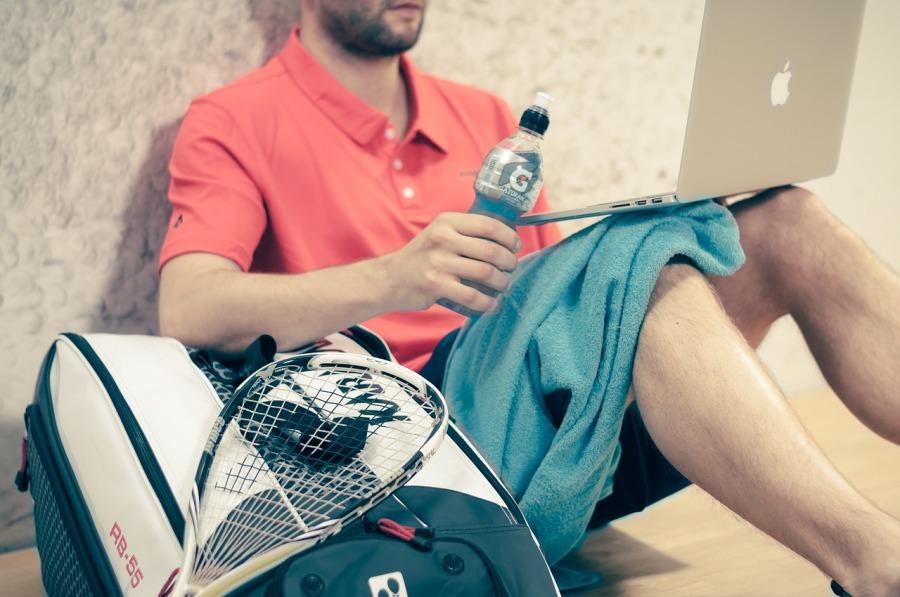 Comment faire son propre terrain de squash?