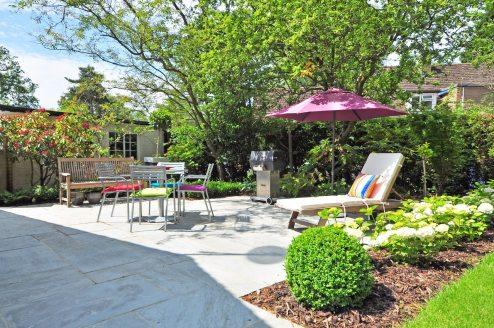 salon de jardin simple