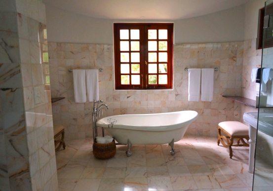 crédence salle de bain