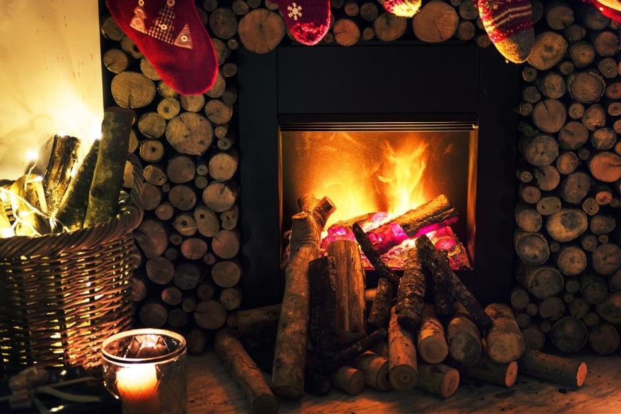 Les différents types de cheminée et poêle àbois