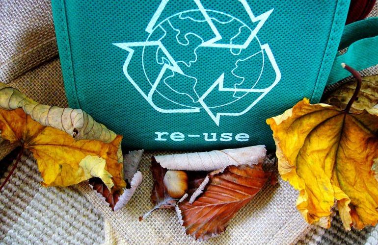sac de recyclage