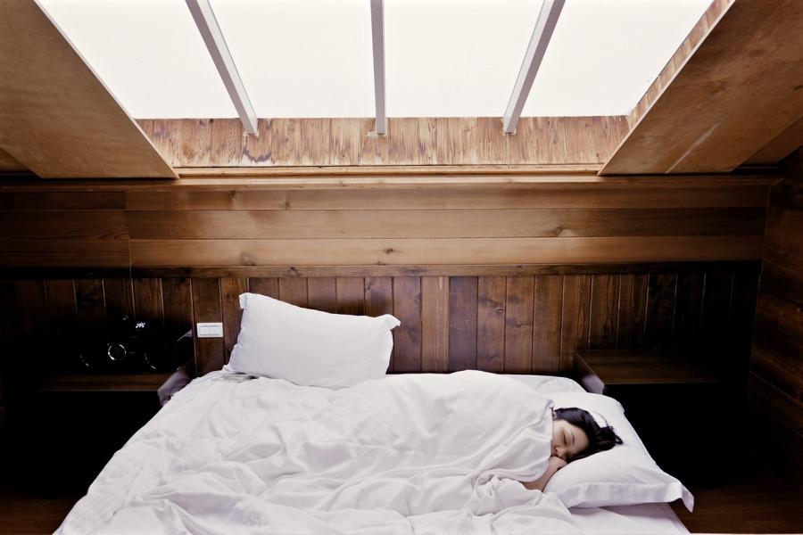 lit sous combles