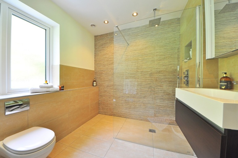douche italienne simple