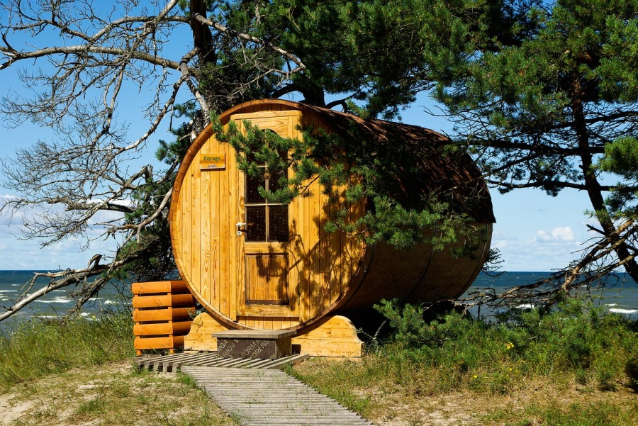 Quel sauna pour son extérieur?