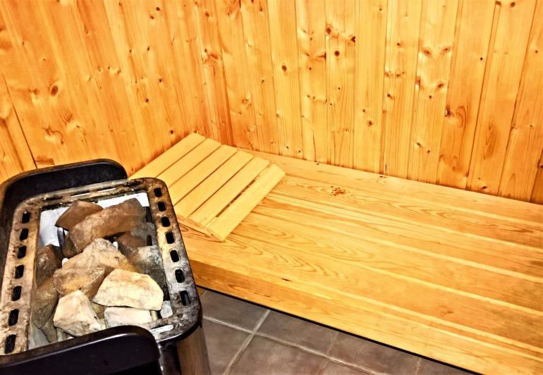 petit sauna