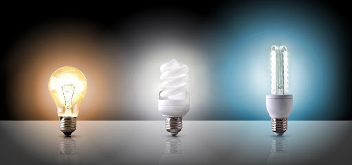 différentes ampoules