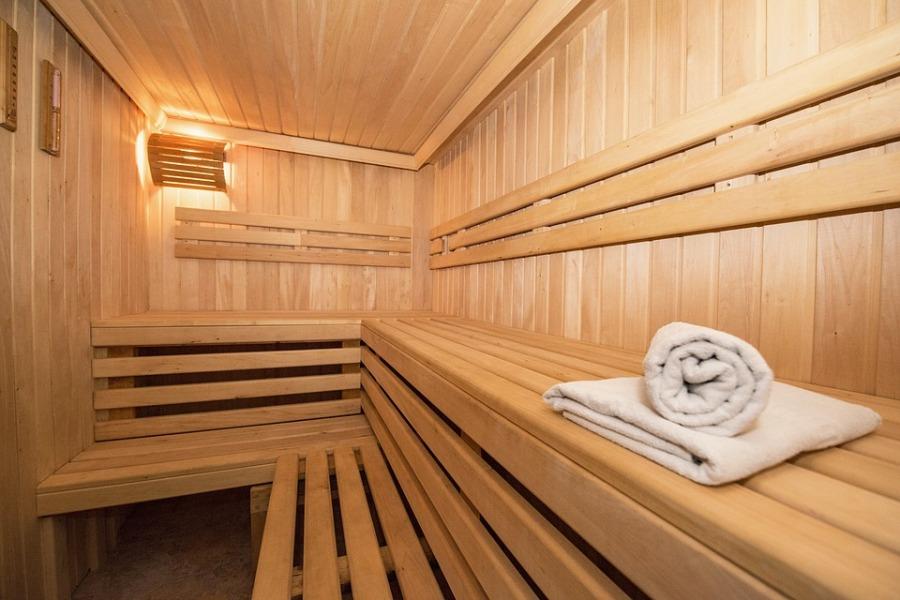 Un sauna pour votreextérieur
