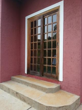 vieille porte coulissante
