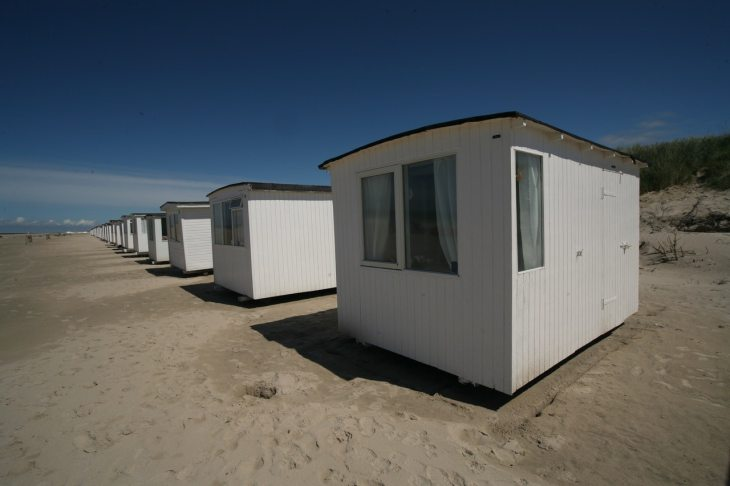 tiny house sur plage