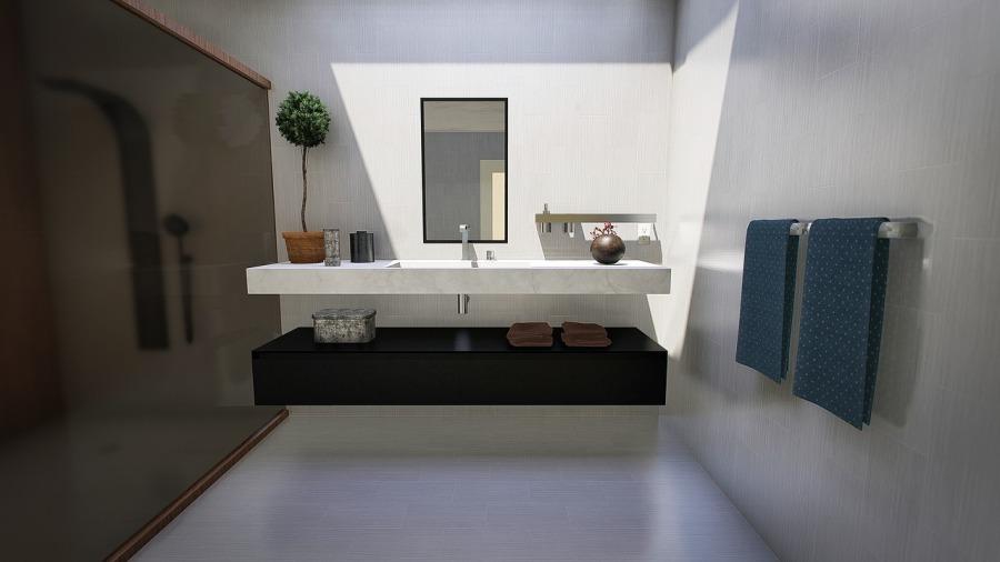 Une salle de bain design dans votre intérieur – Le Blog Maison