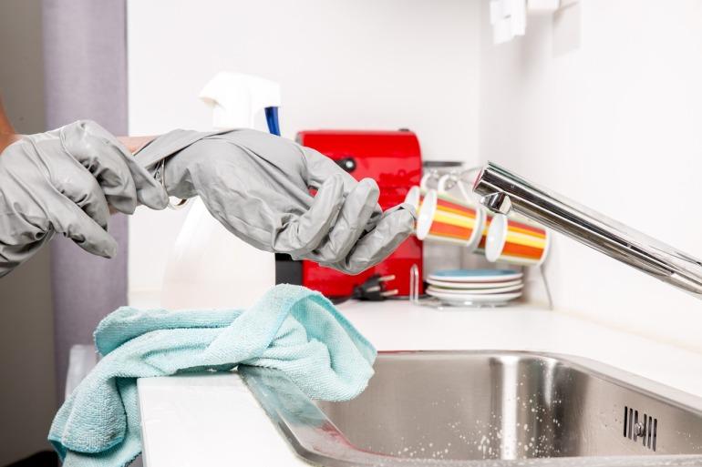 gants ménage