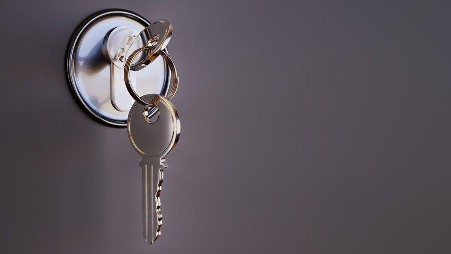 Que faire si vous avez perdu la clef de votre porte de maison?