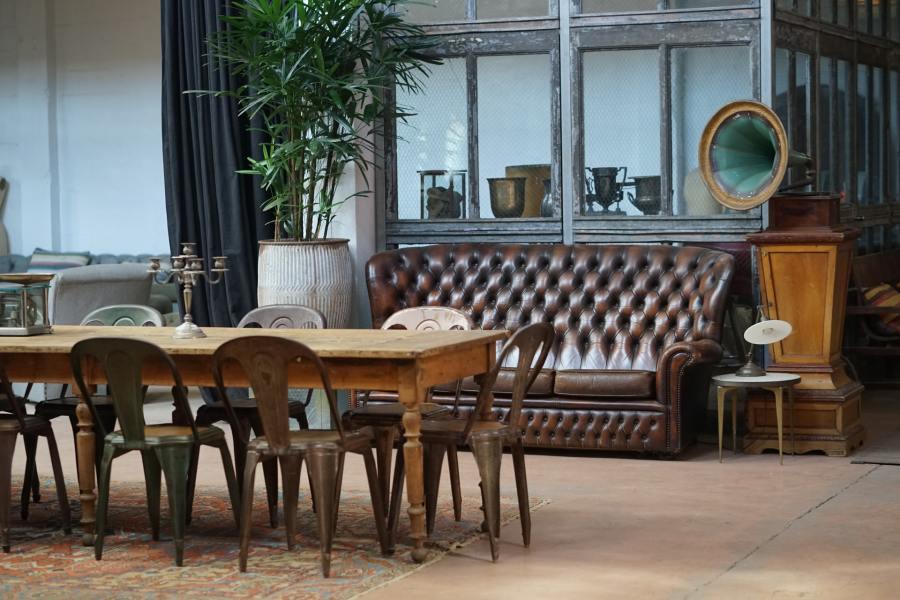 Comment créer un salon vintage chez soi?