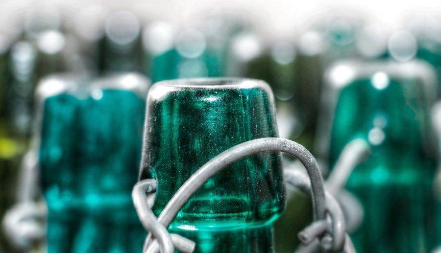 Nos idées de décoration faites main avec des bouteilles en verrevides